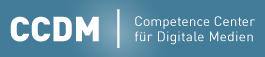 CCDM Logo - Competence Center für Digitale Medien